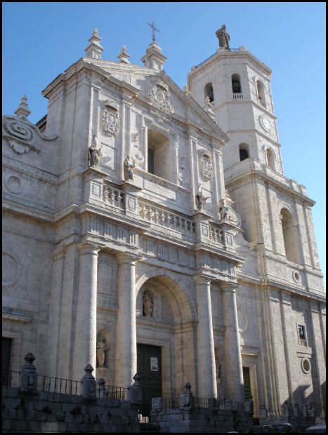 valladolid catedral